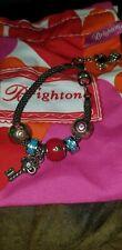 Brighton Charm Bracelet 7 Charms