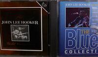 John Lee Hooker- Gold Collection/ The Blues Collection- 3 CDs WIE NEU