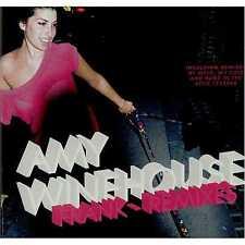 AMY WINEHOUSE Frank - Remixes 2 LP VINYL MAXI MYLO MJ Cole Seijis Buggin