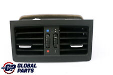 BMW 3 SERIES E90 E91 Rear Back Centre Console Fresh Air Grille Vent Black