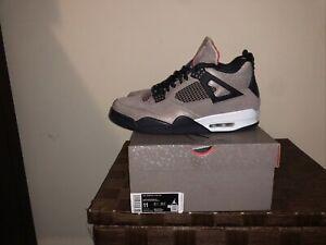 "Air Jordan Retro 4 ""Taupe Haze"" Size 11 Worn Once"