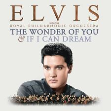 THE WONDER OF YOU: ELVIS PRESLEY WITH THE ROYAL PHILHARMONIC ORCHESTRA  2CD NEUF