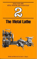 The Metal Lathe (Book 2) machining/lathes/workshop