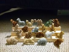Wade Whimsies American Series #2 (1985-1994) Figurines Set Vintage Complete A/I