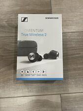 Sennheiser MOMENTUM True Wireless 2 Earbuds - Black NEW SEALED BOX