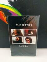 SEALED cassette, The Beatles – Let It Be 4KM-44315, 1992