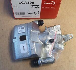 BRAKE CALIPER REAR LEFT FITS TOYOTA MR2 MK3 APEC LCA398