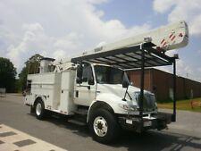 2012 International 4400 Durastar Bucket Truck Un50 Versalift