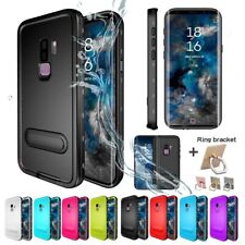360° Full Cover Waterproof Shockproof Case For Samsung Galaxy S9 S8 Plus NOTE 8