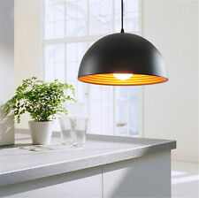 Modern Pendant Light Kitchen Lights Bedroom Black Ceiling Lamp Bar LED Lighting