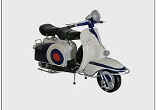 1968 lambretta series 2 Li150 special tin plate model scooter with target livery