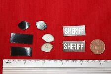 BBI 1:6TH SCALE MODERN SWAT BADGES FROM CHARLES MORRIS