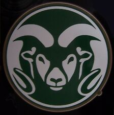 Window Bumper Sticker NCAA Colorado Rams NEW