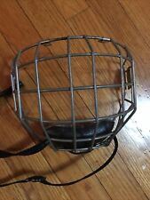 Cascade Chm Xs Z262.2-09 Type B1 Face Shield Hockey