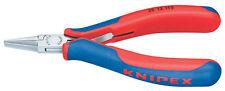 Genuine Draper Knipex Alicates de mandíbula plana de electrónica (115mm) | 27698