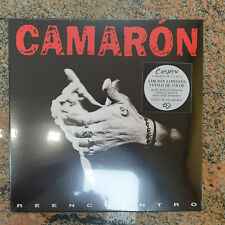 CAMARON ' REENCUENTRO  - LP LIMITED EDITION coloured  180 GRMS