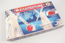 Bojeux 6621 Matchitecture Mulino a Vento Windmill modellismo statico