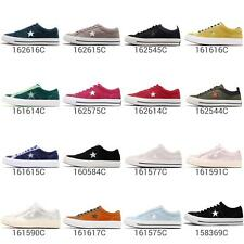 Converse One Star Low Men Women Classic Skate Boarding Shoes Sneakers Pick 1