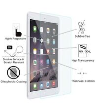 1-Pack Tempered Glass Screen Protector for iPad 9.7 Pro 5th 6th Air 2nd Gen 10.5