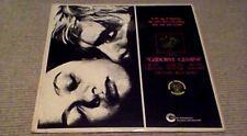 Christopher gunning Addio GEMINI OST 1st UK LP 1970 Jackie Lee il Peddlers