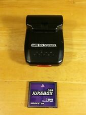 Game Boy Advance GBA / GBA SP Jukebox MP3 Player/ Recorder Nintendo 32mb Flash