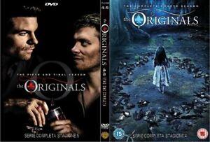 THE ORIGINALS Stagione 4 e 5 ,serie complete DVD ITA: regalo con acq. cartolina