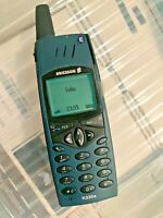 Vintage Ericsson R320s, Brand New Phone, Nuovo, Neu. (Unlocked) Cellulare GSM