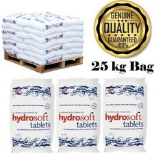 HYDROSOFT 25 KG BAG SALT TABLETS  Water Softener | FCC Food Grade 99.9% Pure