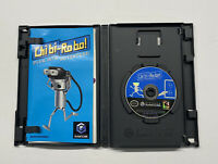 Chibi-Robo (Nintendo GameCube, 2006) Disc And Manual Only Tested Read