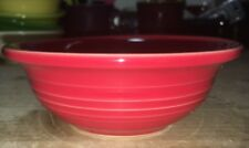 Fiesta Ware SALSA BOWL 9 oz.  - First quality, new never used-NWT - SCARLET
