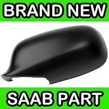 Saab 9-3, 9-5 (-2009) Left Hand Wing Door Mirror Back Cover / Casing