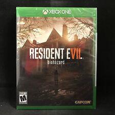 Resident Evil 7 Biohazard (Microsoft Xbox One, 2017) BRAND NEW / Region Free