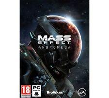 Mass Effect: Andromeda PC Game 16+ Years - Argos eBay