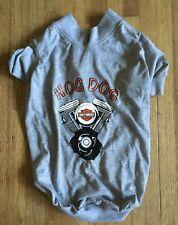 New listing Harley Davidson Hog Dog Pet T-shirt Size Large