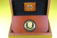 2014 50th Anniversary Gold Proof Kennedy Half Dollar W/OGP &COA