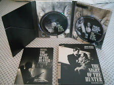 The Night Of The Hunter (Blu-ray, Criterion Collection) Rare - First Printing!