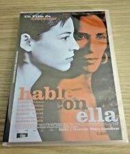 HABLE CON ELLA - DVD - PEDRO ALMODOVAR - LEONOR WATLING - JAVIER CAMARA - NUEVO
