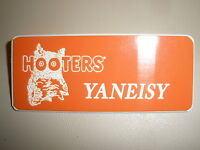Hooters Authentic Uniform Name Tags Previous HOOTERS GIRLS Choose from 5 Names