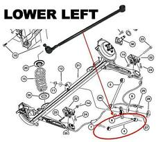 FOR PT CRUISER REAR LOWER LEFT SWAY BAR LINK ARM 2.0 2.2CRD 2.4 04656466AD