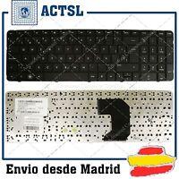 NUEVO TECLADO ESPAÑOL PARA PORTATIL HP G7 AER18P00310 633736-071 646568-071