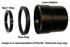 Telescope Camera Adapter Digi-Kit for Canon G15 & G16