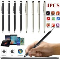 Universal Capacitive Tip Touch Screen Stylus Drawing Pen For iPad Tablet iPhone