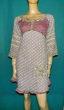 robe IAN MOSH en coton et polyamide taille 1 ou 36 fr