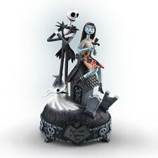 Tim Burton NIGHTMARE BEFORE CHRISTMAS A Match Made in Halloween MUSICAL Figurine