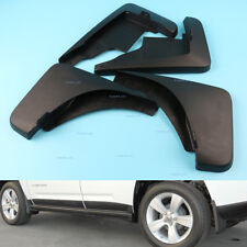 FRONT+REAR For JEEP Compass Deluxe Molded Splash Guards Mud Flaps Fit 11-16