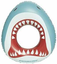 Swimline Shark Mouth Inflatable Swim Ring for Kids