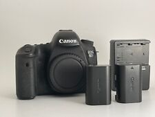 Canon EOS 6D 20.2MP DSLR - tested and working, bargain full-frame digital!