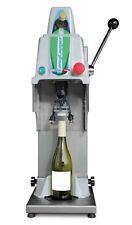 Tappatrice Sigillatrice per tappi a vite per bottiglie di vino, olio, ecc...