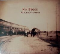 Kim Beggs - Wanderer's Paean (CD 2006 Digipak) Folk Bluegrass - Near Mint