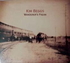 Kim Beggs - Wanderer's Paean (CD 2006 Digipak) Folk Bluegrass - Near Mint